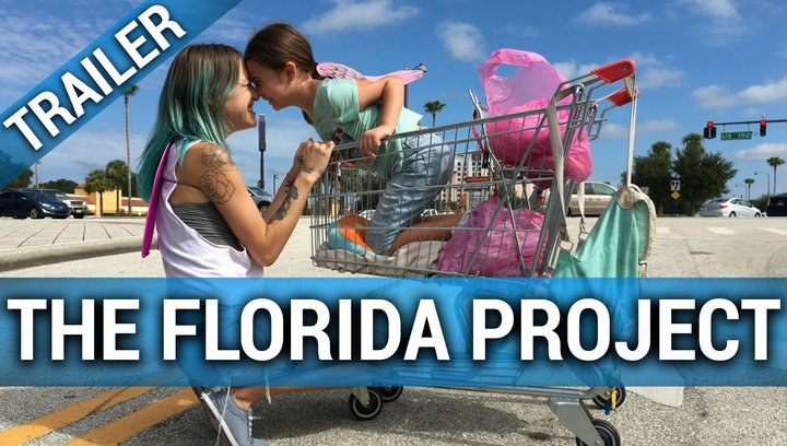 The Florida Project - Trailer Poster