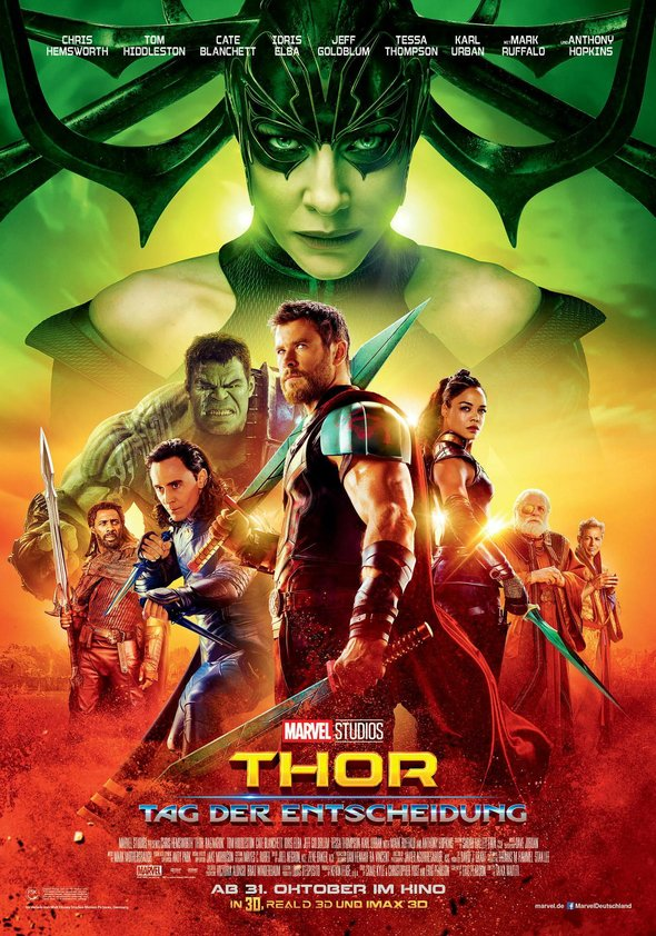 Thor: Tag Der Entscheidung Stream Hd Filme