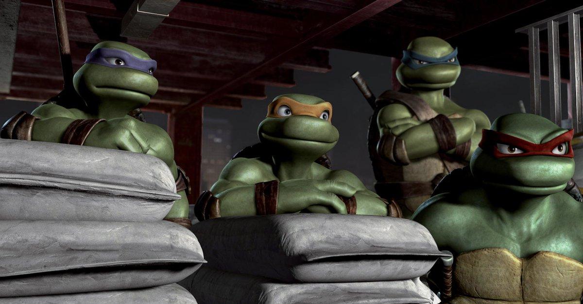 Ninja Turtles Film Fsk