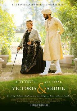 Victoria & Abdul Poster
