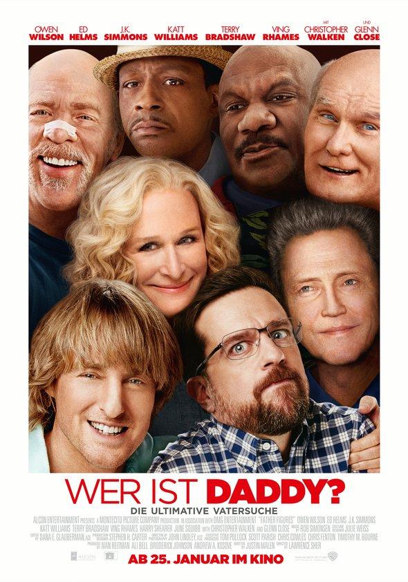 Wer ist Daddy? Poster