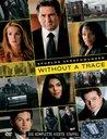 Without a Trace - Spurlos verschwunden: Die komplette vierte Staffel (4 DVDs) Poster