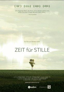 Zeit für Stille Poster