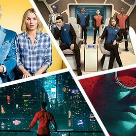 Welche neue Serie solltest du im Februar 2018 ansehen?