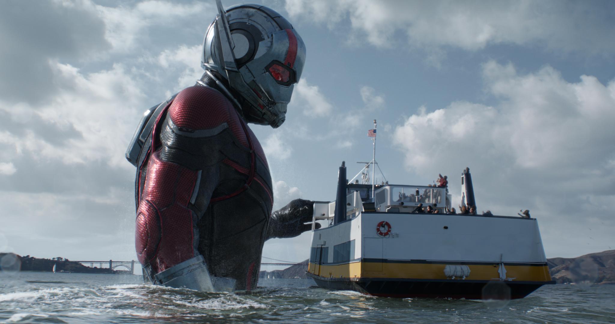 Antman And Wasp Kino
