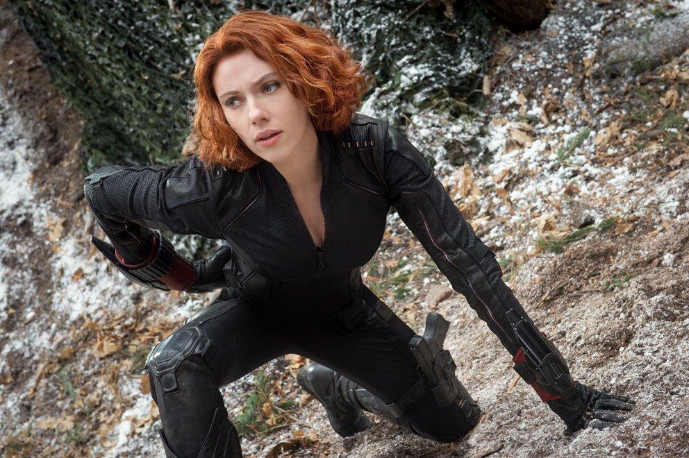 Black Widow Scarlett Johansson Avengers 2 Age of Ultron Solo Film