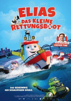 Elias - Das kleine Rettungsboot Poster