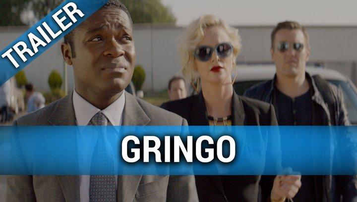 Gringo - Trailer 2 Poster