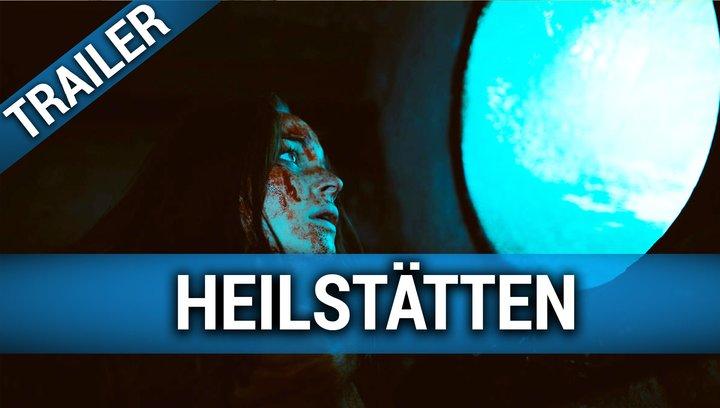 Heilstätten - Trailer Poster