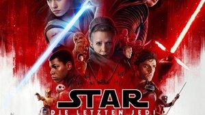 "Kinocharts: ""Star Wars 8"" stürzt auf Platz 3 ab"