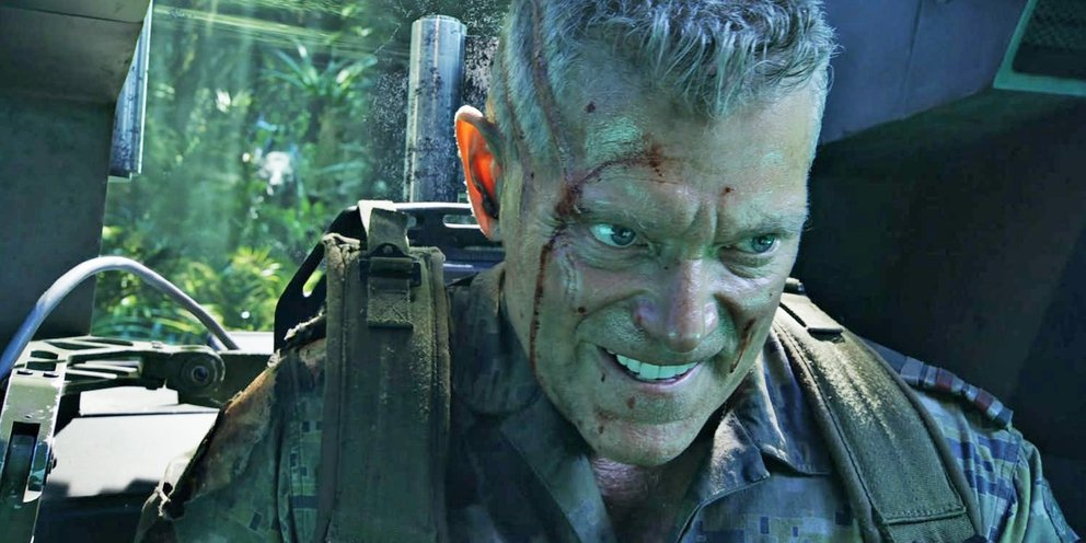 Stephen Lang Avatar 2009 Miles Quaritch