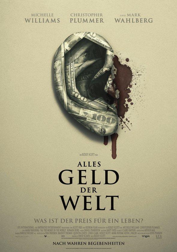 Alles Geld der Welt Poster
