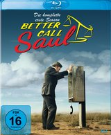 Better Call Saul - Die komplette erste Season Poster