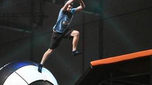 """Big Bounce"": Wiederholung online & im TV + Livestream der Trampolin-Show"