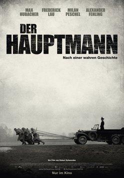 Der Hauptmann Poster