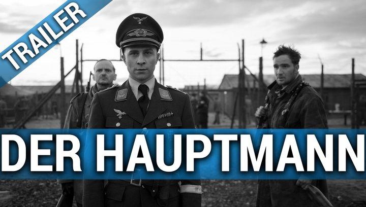 Der Hauptmann - Trailer Poster