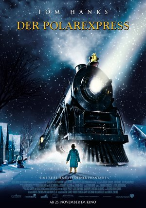 Der Polarexpress Poster