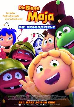 Die Biene Maja - Die Honigspiele Poster