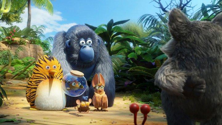 Die Dschungelhelden: Das große Kinoabenteuer - Trailer Deutsch Poster