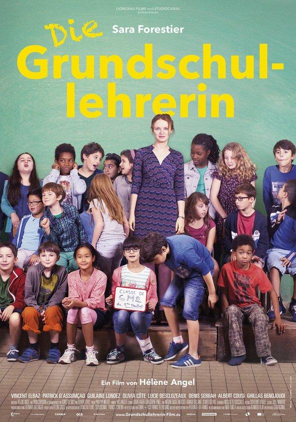 Die Grundschullehrerin Poster
