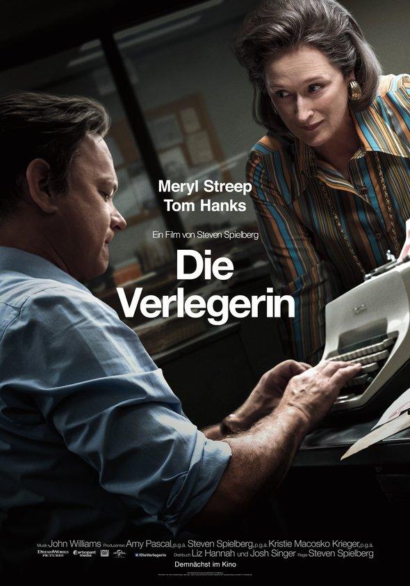 Plakat: DIE VERLEGERIN