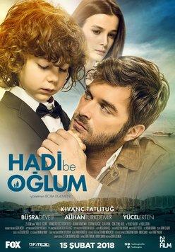 Hadi Be Oglum Poster