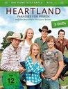 Heartland - Paradies für Pferde: Die fünfte Staffel, Teil 1 (3 Discs) Poster