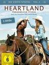 Heartland - Paradies für Pferde: Die vierte Staffel, Teil 2 (3 Discs) Poster