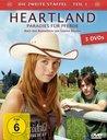 Heartland - Paradies für Pferde: Die zweite Staffel, Teil 1 (3 Discs) Poster