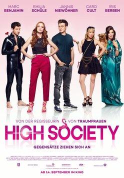 High Society - Gegensätze ziehen sich an Poster