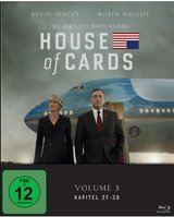 House of Cards - Die komplette dritte Season Poster