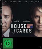 House of Cards - Die komplette vierte Season Poster