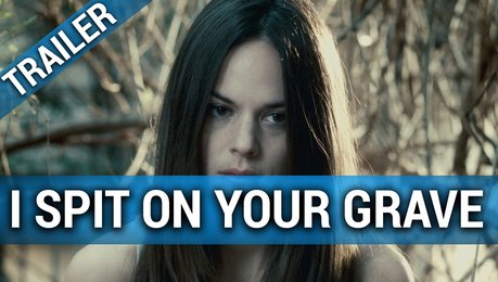 I Spit on Your Grave - Trailer Englisch Poster