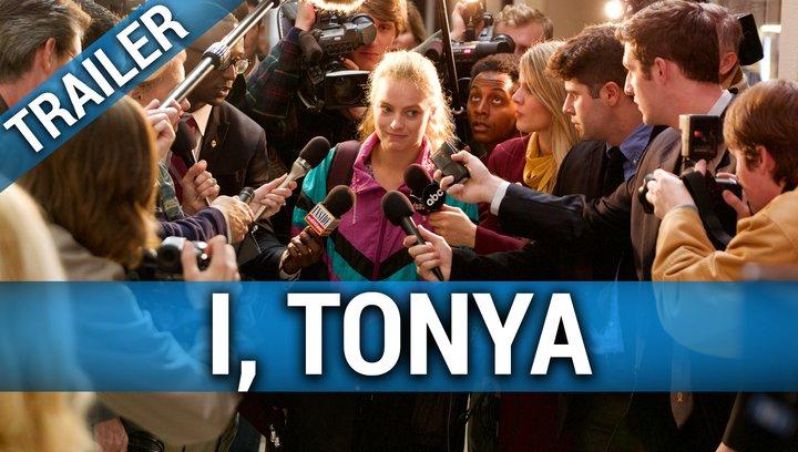 I, Tonya - Trailer Poster