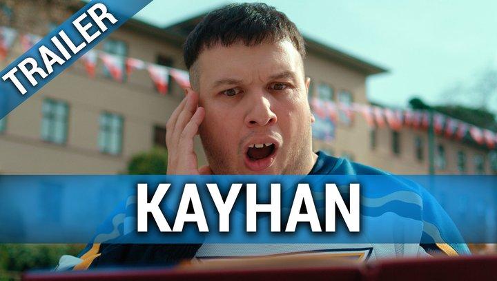 Kayhan (OmU) - Trailer Poster