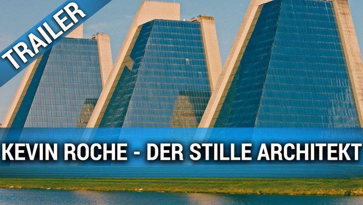 Kevin Roche - Der stille Architekt (OmU) - Trailer Poster