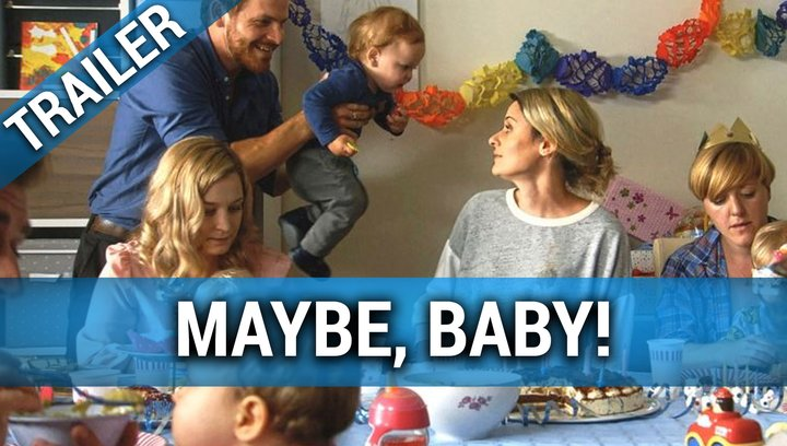 Maybe, Baby! - Trailer Poster