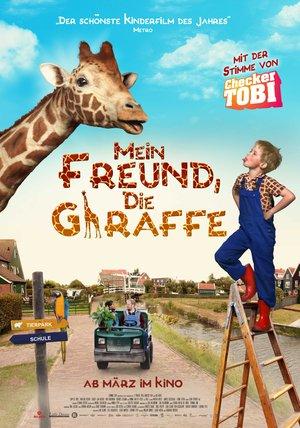 Mein Freund, die Giraffe Poster