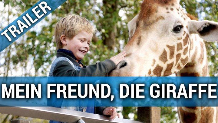Mein Freund, die Giraffe - Trailer Poster