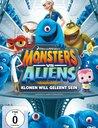 Monsters vs. Aliens - Klonen will gelernt sein Poster