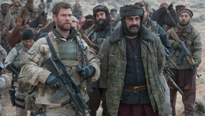 Operation: 12 Strong - Trailer Poster