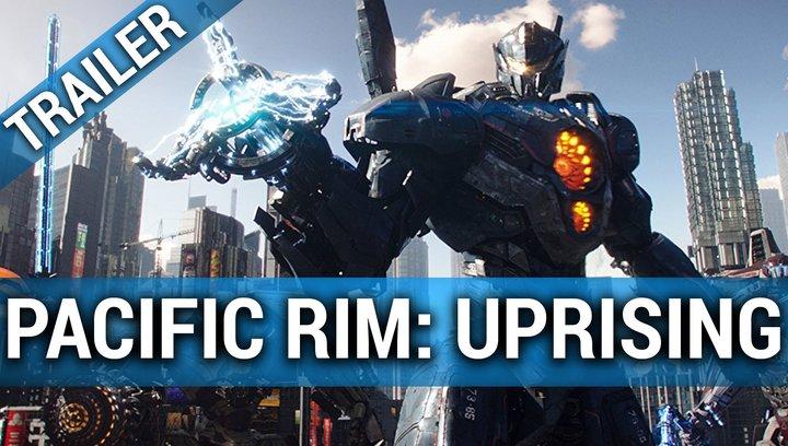 Pacific Rim - Uprising - Trailer 2 Poster