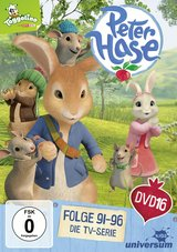 Peter Hase, DVD 16 Poster