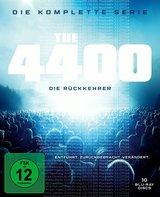 The 4400: Die Rückkehrer - Die komplette Serie Poster