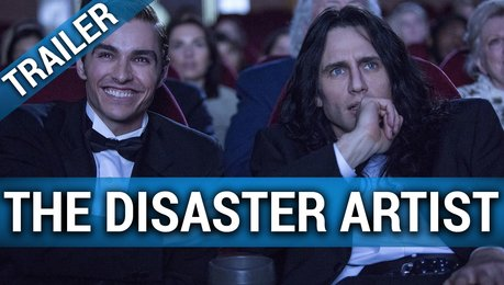 The Disaster Artist - Trailer Poster