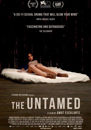 The Untamed Poster