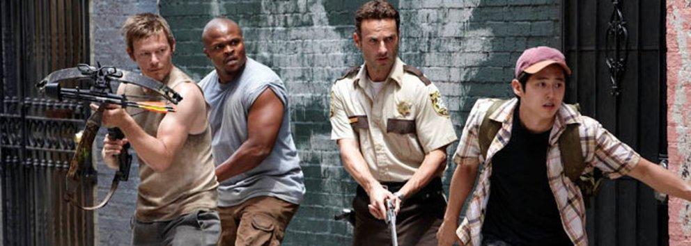 Netflix The Walking Dead Staffel 5