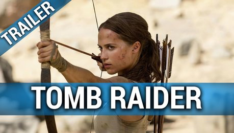 Tomb Raider - Trailer 3 Poster