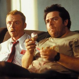 """""""Truth Seekers"""": Simon Pegg & Nick Frost entwickeln Horror-Comedy-Serie"""
