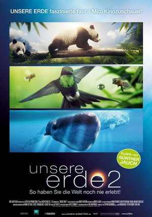 Unsere Erde 2 Poster